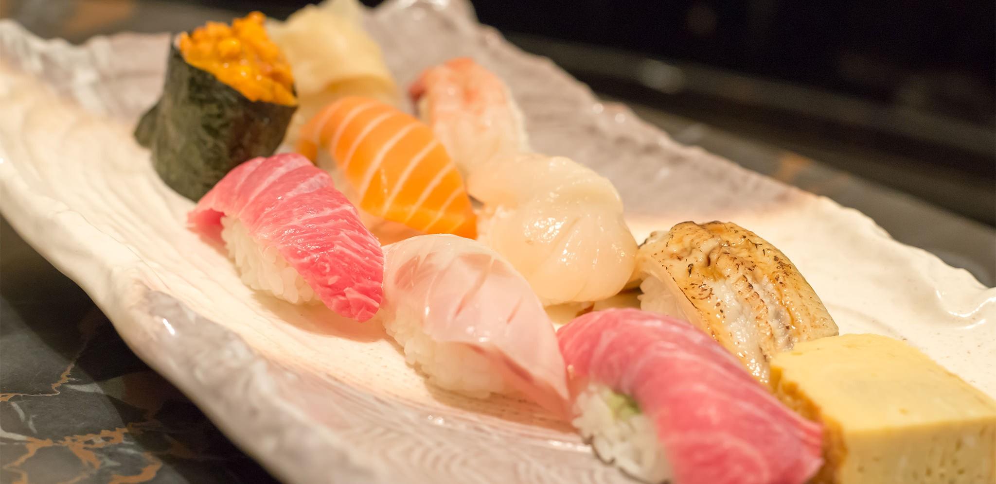 Sushi chez Kifune